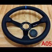 Stir Setir Steer ADS Racing Cekung Celong Kode A05