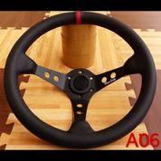 Stir Setir Steer ADS Racing Cekung Celong Kode A06