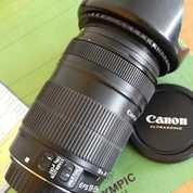 Lensa Canon Efs 18-135 Is Ada Bonus