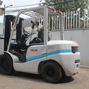 Forklift TCM Jepang Diesel 3 Ton