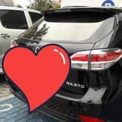 Lexxus Rx 270 Tahun 2013