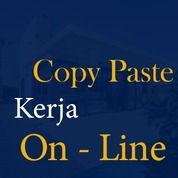 Copy Paste Kerja Online