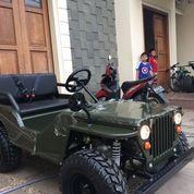 Motor ATV Model JEEP 150cc