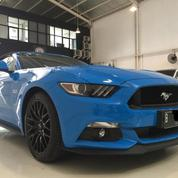 Ford Mustang 5.0L GT Cabrio Muscle Car