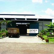 Pabrik Di Desa Jayanti, Kawasan Balaraja. Tangerang