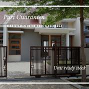 Rumah Cluster Cisaranteun Arcamanik Dp10% Siap Huni 10 Menit Jln Ah Nasution