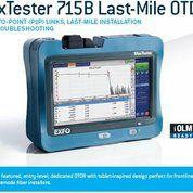 Exfo MaxTester 715B Last-Mile OTDR - Harga Lebih Murah - Gratis Training Unit