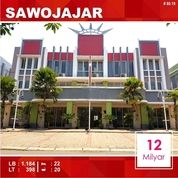 Gedung Hostel Full Furnished Di Sawojajar Kota Malang _ 80.19