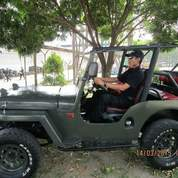 Mobil Willys 1954