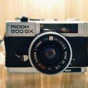Kamera Analog Ricoh 500GX Bekas