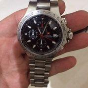Jam Tangan Pria Siap Pakai Warna Silver