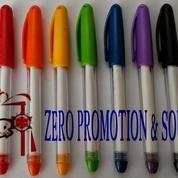 Souvenir Promosi Pulpen BOSS Dengan Tinta Gel