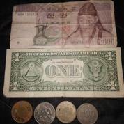 Uang Korea 1000won Tahun 1501-1570