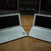 Netbook Asus E202s Slim Praktis Siap Pake