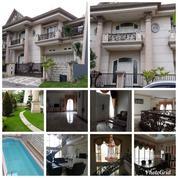Rumah Superr Mewah & Bangunan Classic Full Furnished Includ Kolam Renang