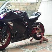 Ninja 250 Fi Black Full Modifikasi Istimewa