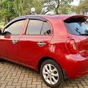 Nissan March Murah Meriah Merah Merona