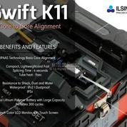 ILSINTECH SWIFT - Harga Fusion Splicer Ilsintech Swift K-11 Garansi 2Thn