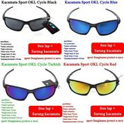 Kacamata Olahraga Pria OKL Sport Cycle