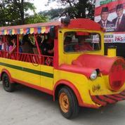Mobil Odong Odong Bekas - Mobil Kereta Wisata Bekas