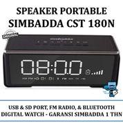 Speaker Simbadda Cst180n