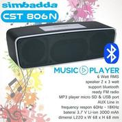 Speaker Simbadda Cst806n