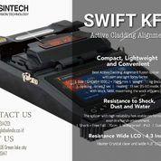 "SWIFT KF-4 FUSION SPLICER ILSINTECH BRAND ""KOREA"" MESIN LEBIH BANDEL"