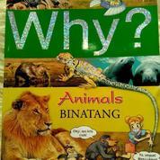 Buku WHY Comic Banyak Judul Full Color Edukatif Best Seller