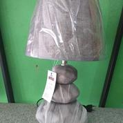 Lampu Tidur Motif Marmer