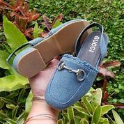 Sepatu Sandal Anak Jeans Import