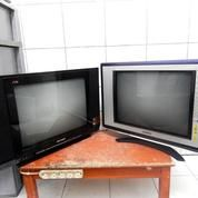 "Tv 21""Polytron ULtra SLim N FLat Ada 2 Unit Price Per Unit Katapang Kab.Bandung"
