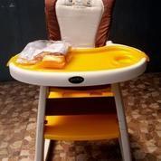 PLIKO 505 Kursi Makan Dan Belajar Anak-Anak