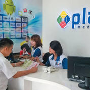 Mnc Play Media Internet Sama Tv Kabel Bandung ,Full Fiber Optic ,Apload Download Simetris 1:1