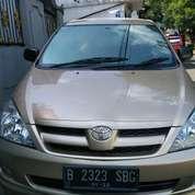 Toyota Inova Thn 2007 Tipe G Bensin Automatic Full Orisinil