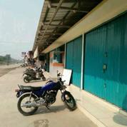 Kios 6 Unit Di Jalan Raya Kali Abang