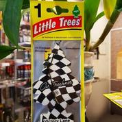 Parfum Mobil Little Trees Hanging Paper Aroma Victory Lane