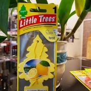 Parfum Mobil Little Trees Hanging Paper Aroma Lemon Grove