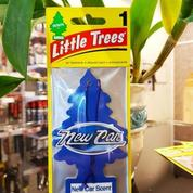 Parfum Mobil Little Trees Hanging Paper Aroma New Car Scent