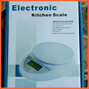 Timbangan Dapur Digital Beban Maksimal 5Kg