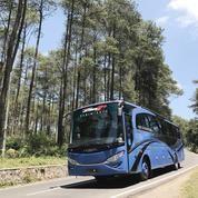 Bus Mercedes Benz 1525 Tahun 2010 Toilet Dan Air Suspension