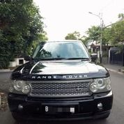 Range Rover 2007 Hitam 4.2 Supercharged