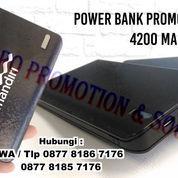 Souvenir Power Bank 4200 MAh Cetak Logo - P42PL16
