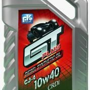 OLI, Diesel, (Oli Fk Massimo AOE) GT DIESEL CRDI CJ4, 10W40, 1 Liter