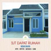 Rumah Tanpa Dp Di Cikampek Dekat Stasiun Siap Huni