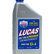 Lucas Oil Magnum CJ 4 Oli Disel