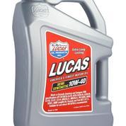 Lucas Oil Semi-Synthetic 10W-40 Oli Mobil 4L European Formulation