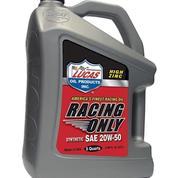 Lucas Oil Synthetic SAE 20W-50 Racing Motor Oil Zinc Tinggi