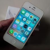 IPhone 4S 16gb Putih