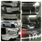Bodykit All New Pajero Sport Model Ativus