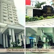 Disewakan ruang kantor, Luas 45 Sqm, THE BOULEVARD Office Suite, Tanah Abang Jakarta Pusat